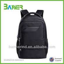 New fashion high school bag/black shoulder bag