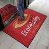 Professional Plush Advertising Logo Mat with CE Certificate