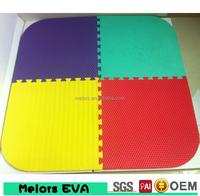Melors Odorless Eva Foam Tpe Machine Mat