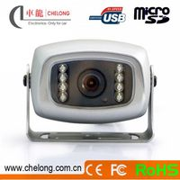 Chelong Group 2014 Newest 1/3 Sony HAD CCD IR lights outback reverse camera for car bus truck