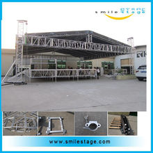 stage light pipe clamp truss with high quality led clamp for outdoor performance