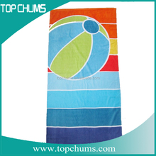Brand logo printed personalized printed beach towel,new stripe beach towel 2012,beach towel italy