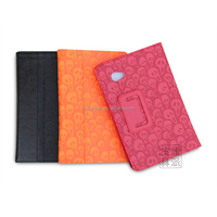 2015 Wholesale Smart 7 inch tablet case with fashion patterns shouting pattern