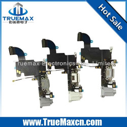 Repair Part USB Dock Charger Port Microphone Speaker dock charging port flex cable for iPhone 6s