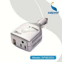 Saip/Saipwell CE Certificated USB DC 5V Electrical Power Inverter Car Battery Inverter