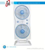 8inch/10inch/12inch box fan turbo fan box fan motor with 360 oscillation