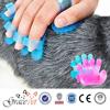 Palm Shape Dog Bathing Brush Soft and Comfortable Pet Massage Brush