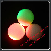 Fantastic Design LED Golf Balls Manufacturer