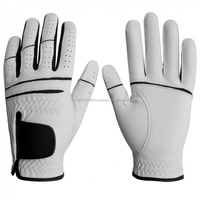 Soft Cabretta Golf Gloves heated