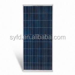 Environmental 140W Polycrystalline Solar Panel