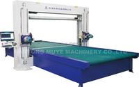 HOT! cnc polyurethane foam cutting machine Muye HV2 with double knife