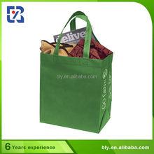 Specially-Designed Silver Laminated Non-Woven Tote Bag