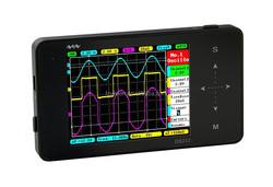 2015 NEWEST VERSION Mini DS202 Pocket-sized Digital Oscilloscope 2 Digital Channel Oscilloscope