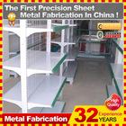 metal supermercado prateleira do armazenamento