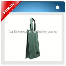 Factory specializing in the production of print own logo non woven shopping bag