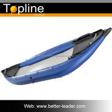 100% satification plastic canoe kayak boats