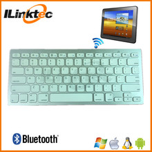 Cheap ultra slim Bluetooth keyboard mobile phone android 4.4 qwerty keyboard for iphone, Samsung galaxy S3,S4,S5,S6