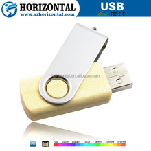 Hot new products for 2015 paypal accepted free logo printing metal custom usb flash drive wholesale 4GB