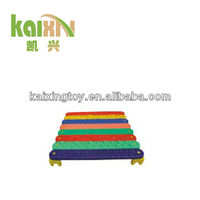 2015 Chidlren Training Plastic Balanced Footpath Board Toy Made In China