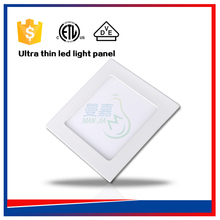 2015 factory wholesale ultra thin led light panel,6w 12w 18w recessed flat panel led light