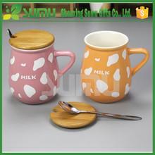 Quality-Assured Excellent Material Custom Enamel Mug