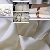 Good cooperation with SPO China spun silk fabric