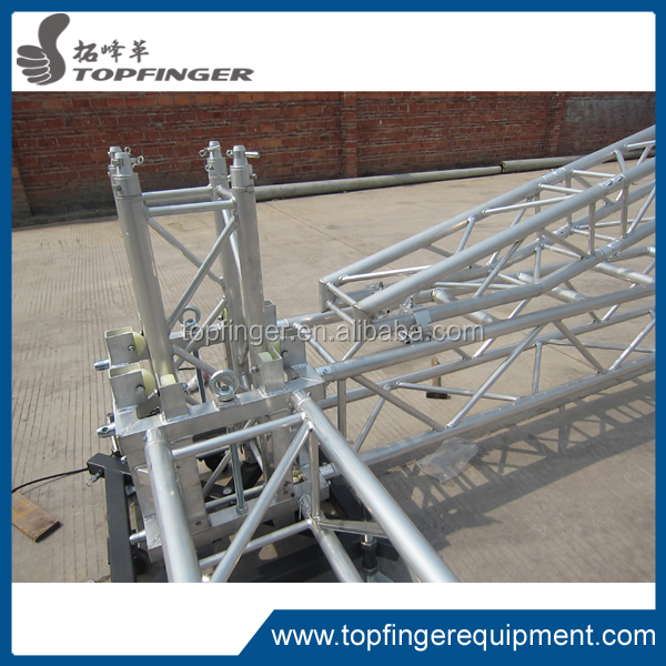 Hot sale globaltruss roof truss truss system outdoor stage for Order trusses online