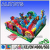 {AliToys}giant various printing inflatable amusement park toys