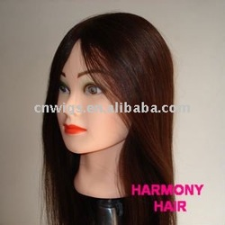 Quality female mannequin head wig display head