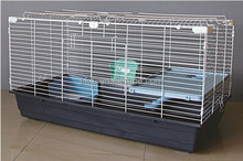 Pet Products Small Animal Cage, IndoorPlastic Rabbit Cage 467,L
