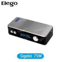 Original temp control mod Sigelei 75W/Eleaf istick 50w/Sigelei 150w fits Subtank Mini Bell Cap