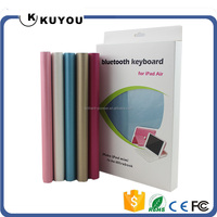 Folding,Ultra-Slim,Mini Wireless Bluetooth Keyboard With Protective Leather Case Cover For IPad Mini