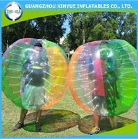 TPU quality 1.7m big ball giant bubble inflatable