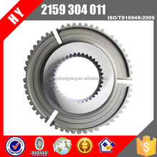 Howo,Hongyan,Steyr,China Truck Spare Parts ZF Gearbox 5S-150GP 1/2 Speed Gear Hub Synchronizer (2159304011)