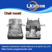 Plastic Product Material and Plastic Injection Mould Shaping Mode, OEM outdoor injection plastic chair mould