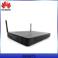 Indoor Optical Network Units Huawei SIP QOS WIFI GEPON ONU MA5675