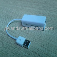 USB 2.0 to rj45 / lan to usb converter for PC
