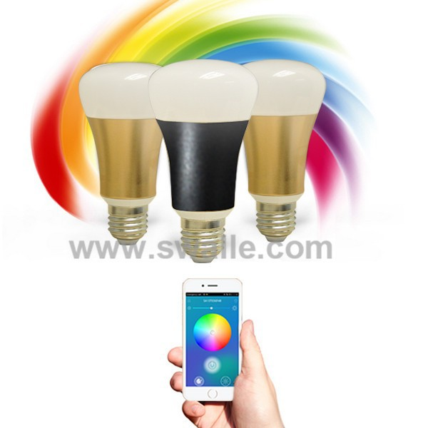2015 new innovative product led smart bulb home indoor led for Innovative home products