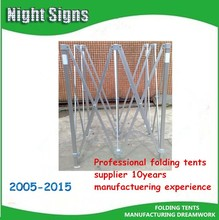 40mm square aluminum/gazebo/marquee/ folding tents