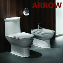 one piece 3/6Lpf ce approved ceramic sanitary ware toilets