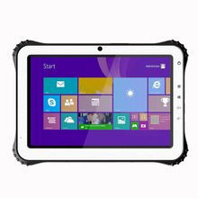 WT10 rugged windows tablet 10.1 inch Quad core Intel CPU Windows 8.1 Android 4.4 Dual OS Support RJ45 USB with NFC RFID Module