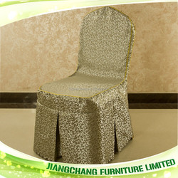 Jacquard Hotel Chair Cover For Sale JC-YT33