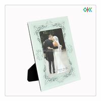 funeral frame imikimi glass photo frame/free