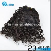 Stock Selling Natural Color Brazilian Virgin Hair Brazilian Human Hair Perruque