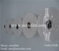 OEM thermal paper, register case paper for POS and ATM terminal