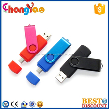 2015 Factory price smartphone 3.0 usb flash drive 64gb /colorful otg pendrive with whole warranty
