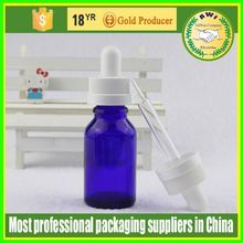 1 to 3days shipment E liquid tube packing childproof cap 1 oz clear amber blue colorful glass bottle