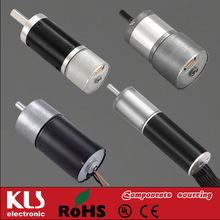 Micro mini brushless gearbox dc motor 48v 800w controller UL CE ROHS 263