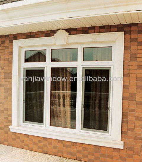 Wanjia Aluminium Double Glazed Sliding Windows Latest