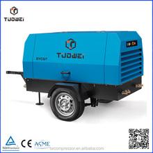 sandblaster 777cfm oil lubricated Lubricated marine air compressor